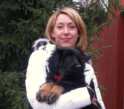 Герда и мама
