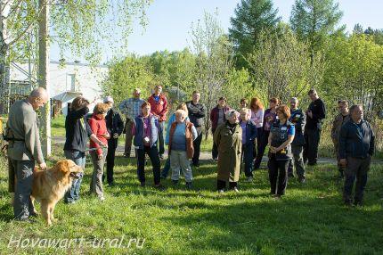 Тестирование ховавартов в Екатеринбурге 2012