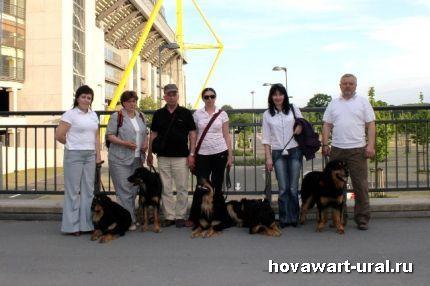 Дортмунд 2011 Наша команда