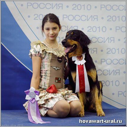 Красавицы - победительницы - Рикуся и Иришка!