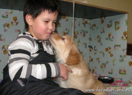 Поцелуйчики с Вишенкой