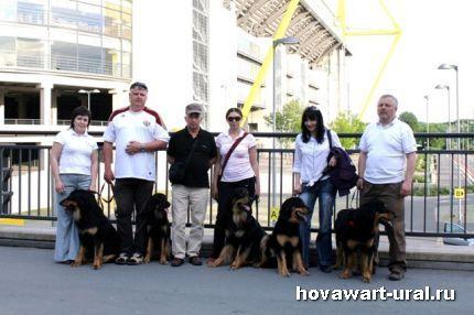 Дортмунд 2011 Наша команда!