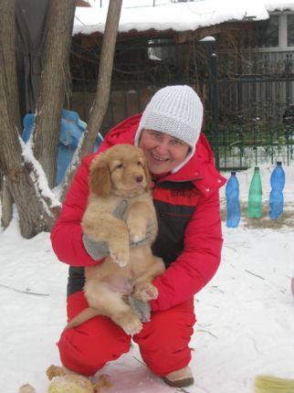 Вилли и мама