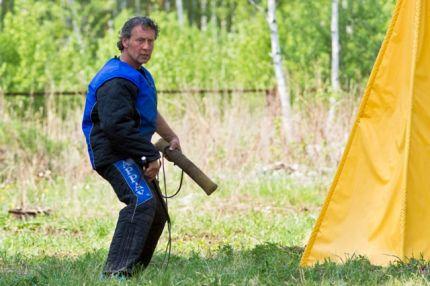 Третий породный рабочий семинар в Екатеринбурге 2012. Томас