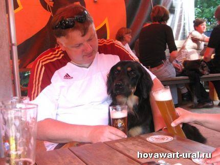Дортмунд. Теша и папа
