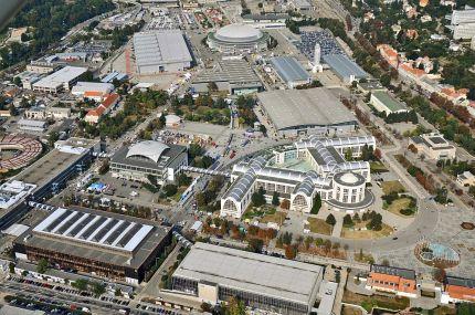 Выставочный комплекс в Брно